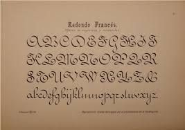 Resultado de imagem para caligrafia gotica inglesa