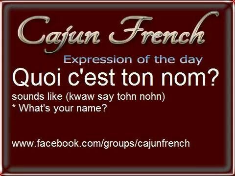 47 best bon bon villain images on pinterest in french cajun french slang french phrases cajun french french creole louisiana creole room posters louisiana history foreign languages french language m4hsunfo
