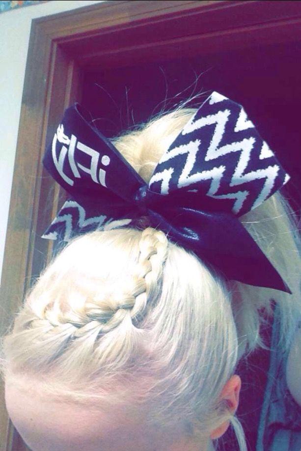 Best 25+ Braided cheer hair ideas on Pinterest | Cute ...