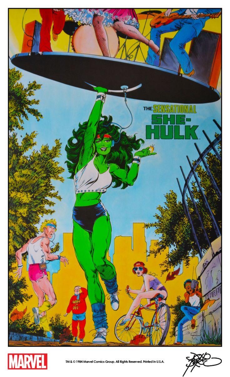 50 best She-Hulk images on Pinterest
