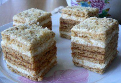 Mézes krémes Tésztásfül konyhájából   NOSALTY – receptek képekkel