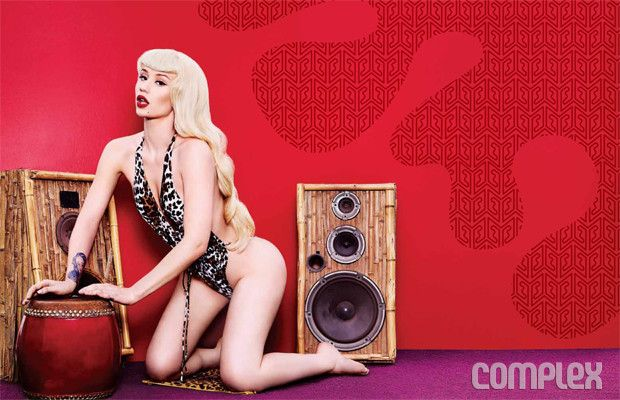 """Iggy Azalea: """"The Low End Theory"""" (2013 Cover Story) 