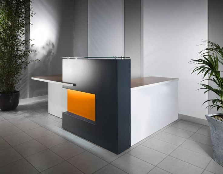 black color furniture office counter design. Furniture Small Reception Desk Design For Contemporary Office The Modern And Fashionable IKEA Black Color Counter E