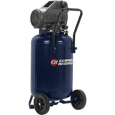 Vertical Air Compressor Pump Tank 20gal Oil Free Portable Home Auto Maintenance