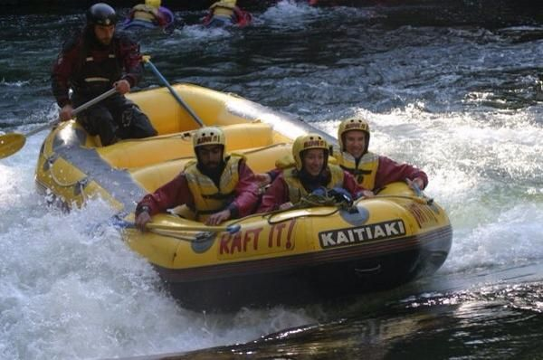 """From @ MrsAylaAdvnture: """"The #adrenaline rush of white water rafting in #Rotorua #NZ #FriFotos"""""""
