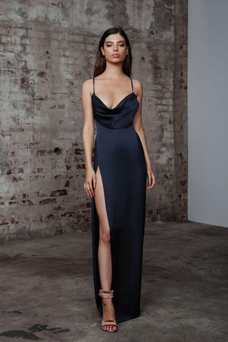 Mila Dress – Black