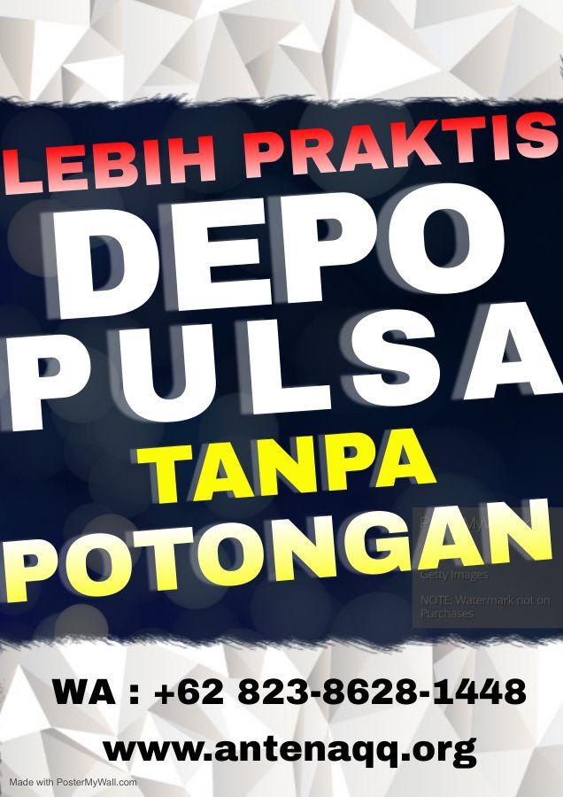 Depo Pulsa Tanpa Potongan Di Antenaqq Calm Artwork Keep Calm Artwork Online