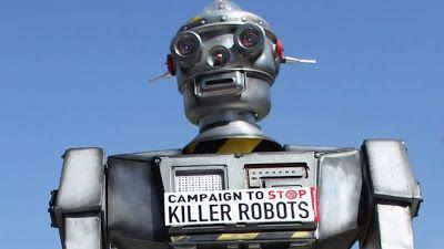 Wataalamu wapinga kuundwa roboti zinazoweza kuua