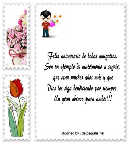 saludos de aniversario,sms bonitos de aniversario,textos de aniversario para whatsapp: http://www.datosgratis.net/saludos-por-aniversario-de-bodas/