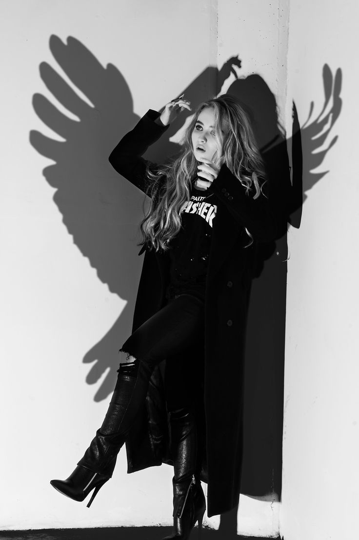 Sabrina Carpenter photoshoot for Kode Magazine