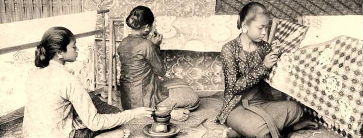 Batik history of Indonesia culture