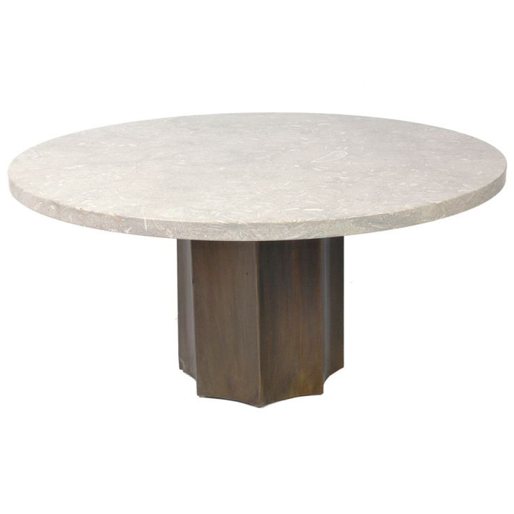 Modern Marble and Brass Coffee Table | From a unique collection of antique and modern coffee and cocktail tables at http://www.1stdibs.com/tables/coffee-tables-cocktail-tables/