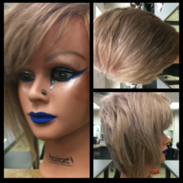1st place hair cut!! | My Style | Pinterest