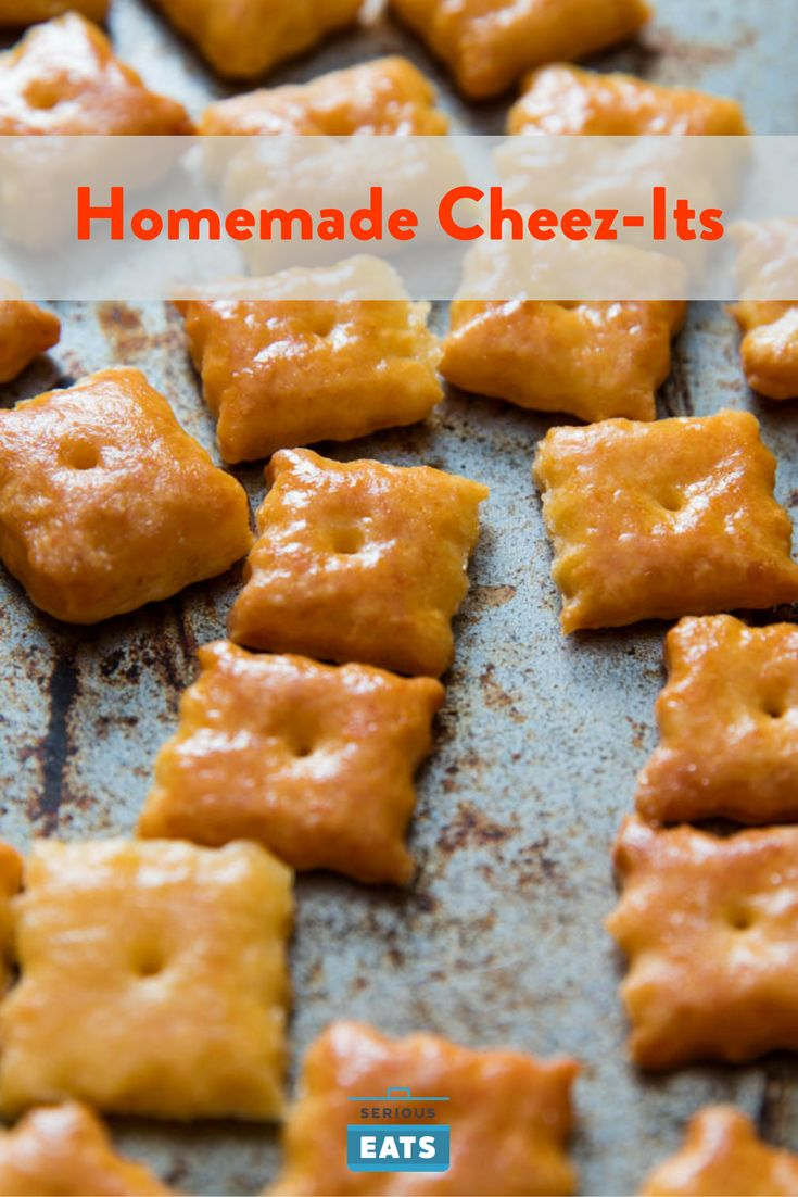 This recipe is super cheesy.