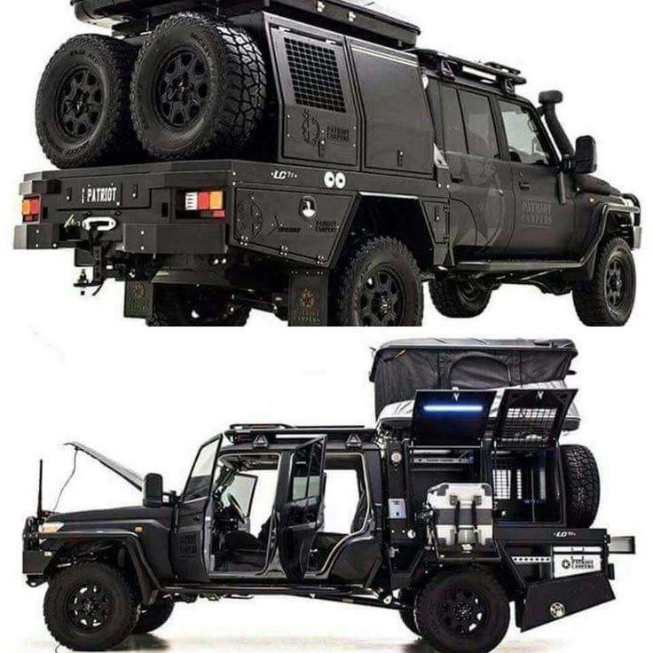 824 Best Vehicle Ideas Images On Pinterest: 17 Best Images About Overland Vehicles On Pinterest