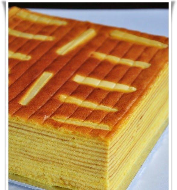 Pin Di Lapis Cake