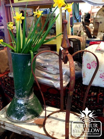 Antiques Market at Lincolnshire Showground - Sunday 9th March 2014