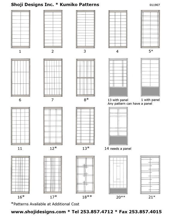 Shoji Designs Kumiko Style Sheet. I wish i had a closet styled like shoji. Shoji DoorsJapanese Inspired BedroomJapanese ...  sc 1 st  Pinterest & Best 25+ Japanese style sliding door ideas on Pinterest | Japanese ... pezcame.com