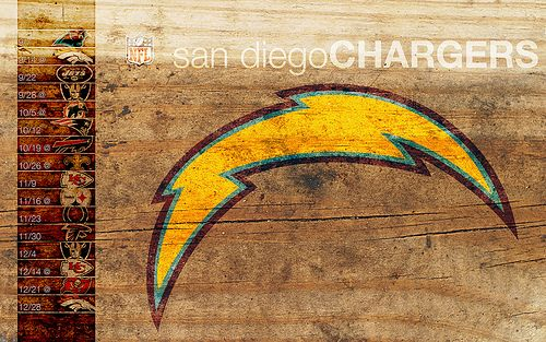2008 San Diego Chargers Schedule Wallpaper | San Diego Chargers ...