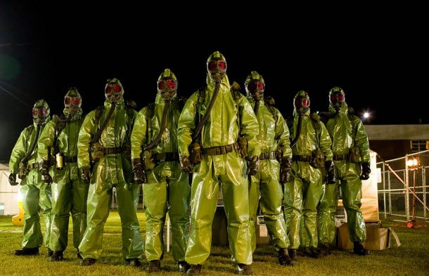 OBAMA'S MARTIAL LAW 'INTERSECT' WITH EBOLA IN CONNECTICUT;WITH Ebola on the front burner, it is intrinsic to take a deep breath, in order to calmly assess the overall national situation. 10-12-14