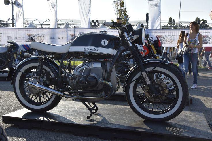BMW Caffe Veloce by Luismoto / Stand BMW Motorrad italia