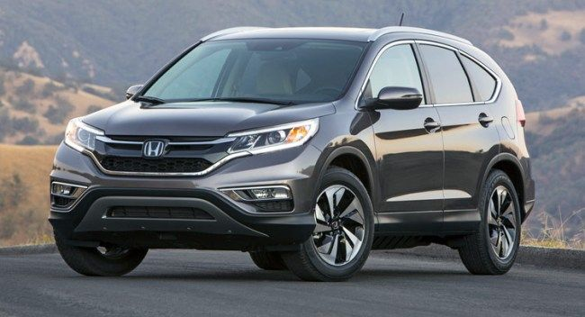Honda SUV Honda CR-V Fuel Efficiency, Drivetrains