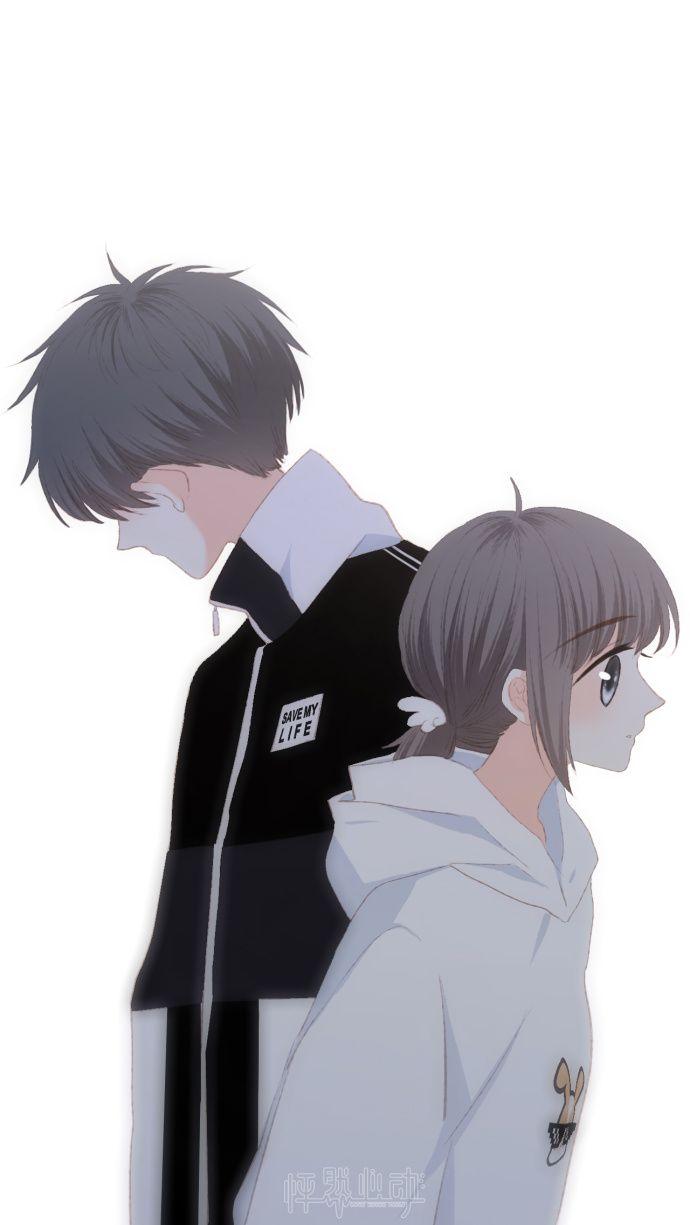 Love Never Fails Pasangan Animasi Pasangan Anime Lucu Ilustrasi
