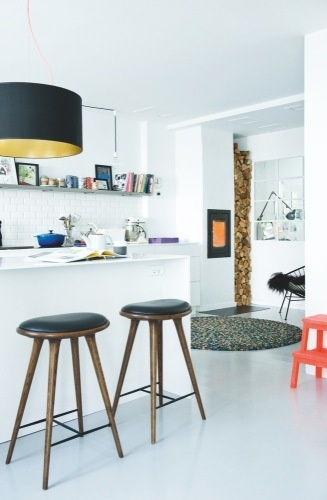 Mater High Stool by Space for @mater design. #allgoodthings #danish spotted by @missdesignsays