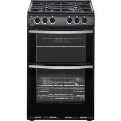 New World 55TWLG LP 55cm LPG Gas Cooker in Stainless steel
