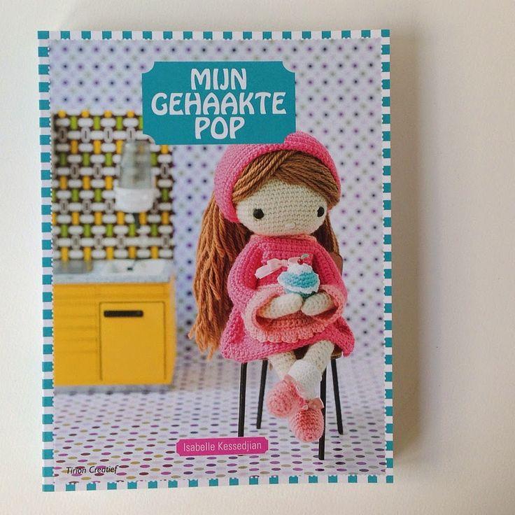 Isabelle Kessedjian: Ma poupée au crochet en néerlandais.