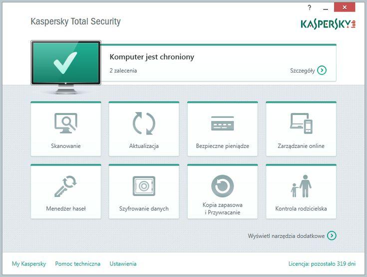Kaspersky Total Security - poznaj zalety i wady, zanim sięgniesz po ten program (http://di.com.pl/kaspersky-total-security-poznaj-zalety-i-wady-zanim-siegniesz-po-ten-program-52904)