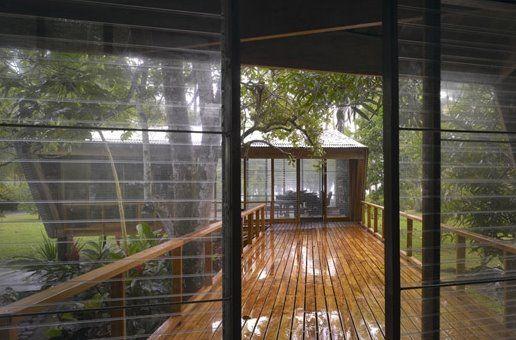 Casa Tropical en Costa Rica