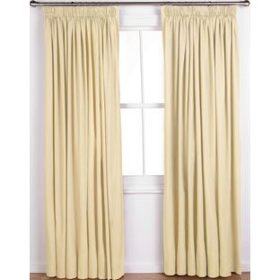 Top 25 ideas about Cream Pencil Pleat Curtains on Pinterest ...