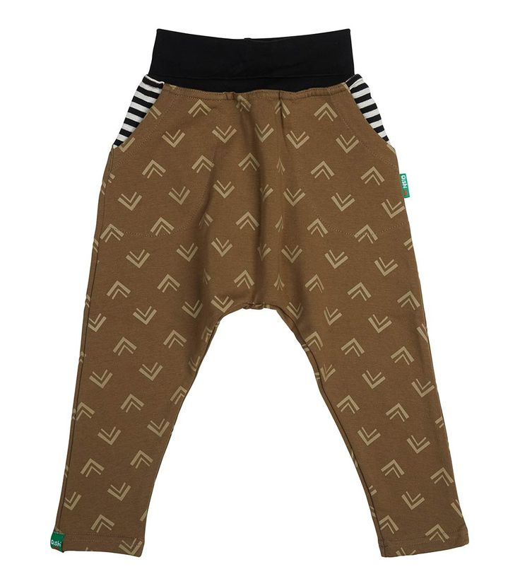Tee Pee Slouchy Pant, Oishi-m Clothing for kids, Winter Break 2017, www.oishi-m.com