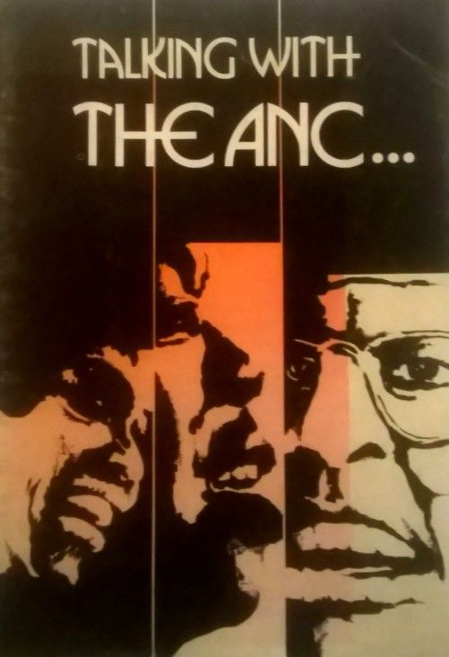Buy Very Rare Government Publication, Talking with the ANC. 1986for R400.00