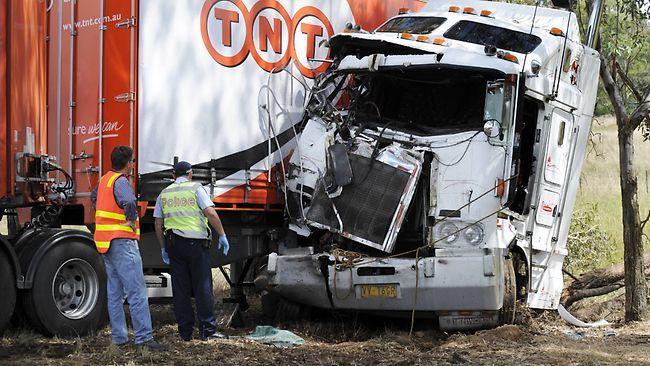 Truck Crash Compilation - http://carcrashvideostv.com/compilations-car-crashes/truck-fail-compilation-2015