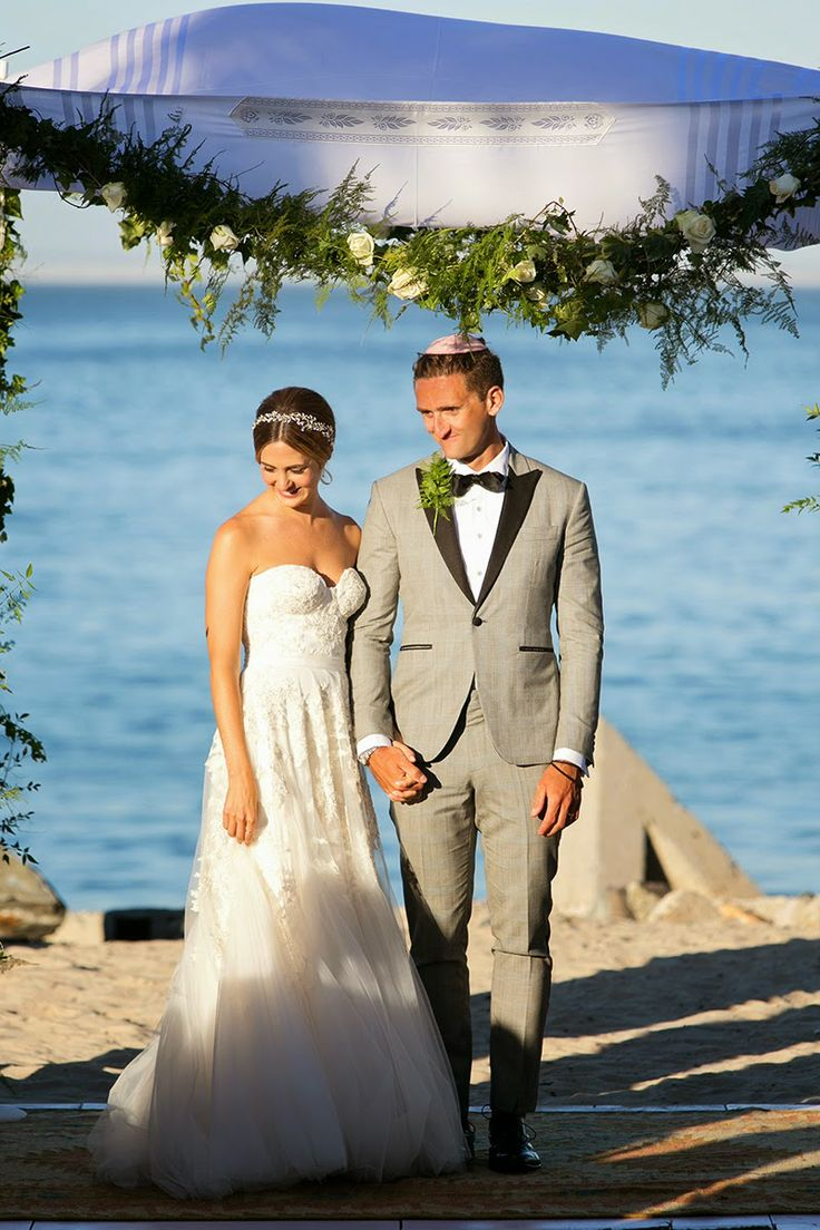South African Wedding of Candice Pool