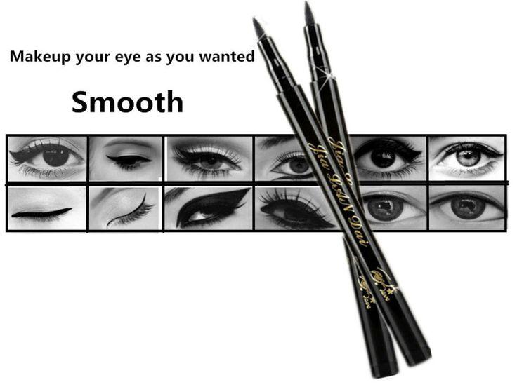 Nouveau style 2015 étanche. beauté maquillage cosmétique liquide eye liner eyeliner crayon stylo noir dans  de  sur Aliexpress.com0.99$