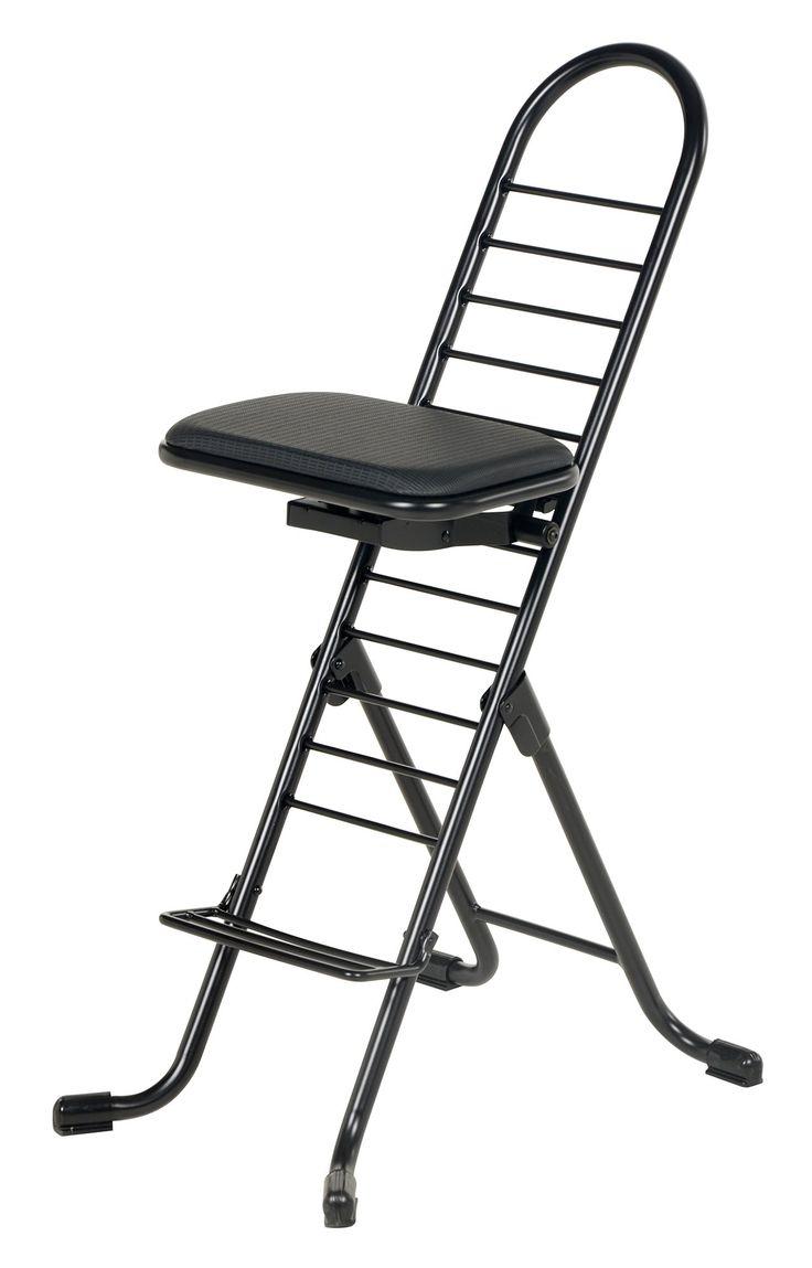Vestil Cpro 600 Ergonomic Worker Seat Chair 14 Quot Width 9