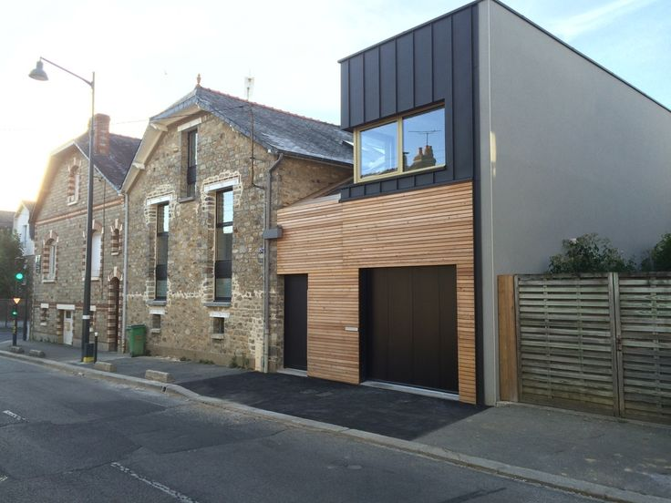 17 best images about bardages maison on pinterest grey wood janus and window