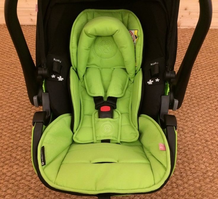 If you're a parent wanting an innovative infant car seat that can take your child from birth to 15 months, then the Kiddy Evolution Pro 2 Car Seat is definitely for you!