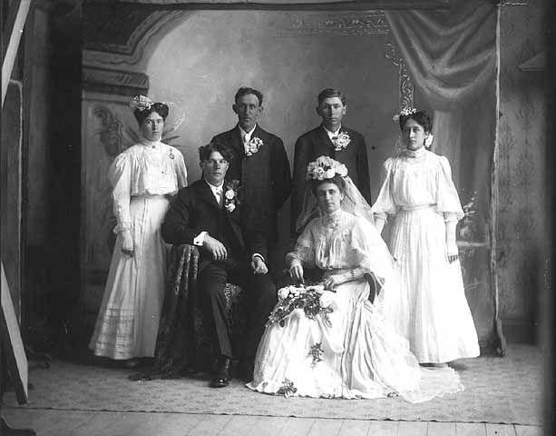 17 Best 1900's Weddings Images On Pinterest