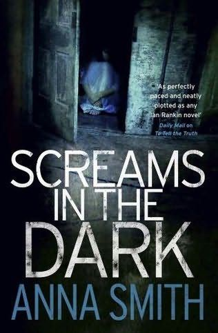 book cover of     Screams in the Dark     by    Anna Smith