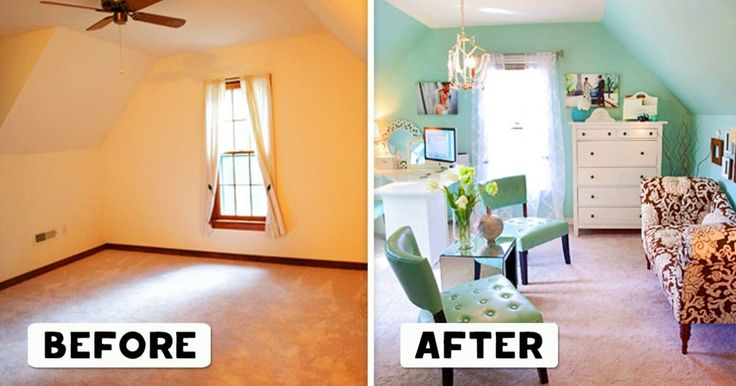 21seriously impressive home makeovers