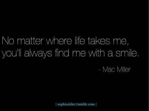 And it's the best day ever <3 Mac Miller