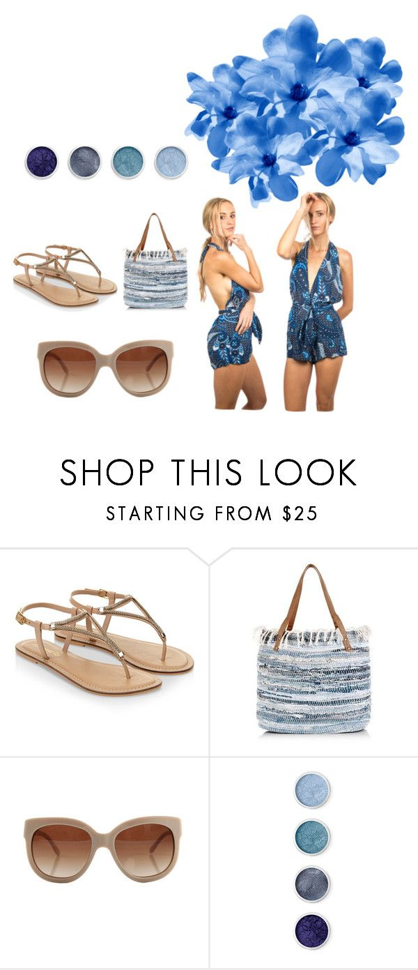 """""""Foreign Hearts// Lets go to the beach"""" by jenacides ❤ liked on Polyvore featuring Accessorize, New Look, STELLA McCARTNEY and Terre Mère"""