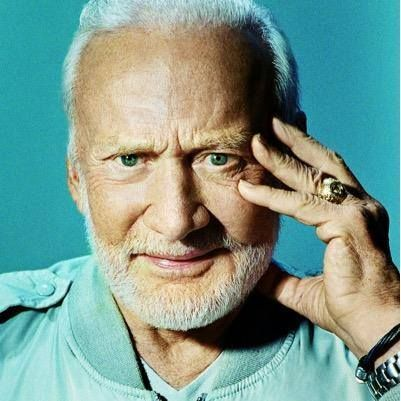 Buzz Aldrin: If we can conquer space we can conquer childhood hunger. #BuzzAldrin #HumanNote #humannote