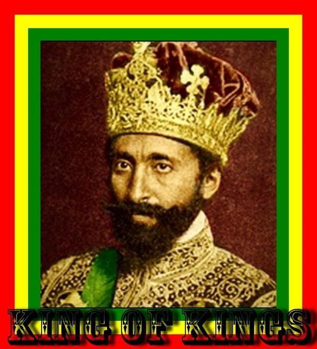Selassie H.I.M King of Kings