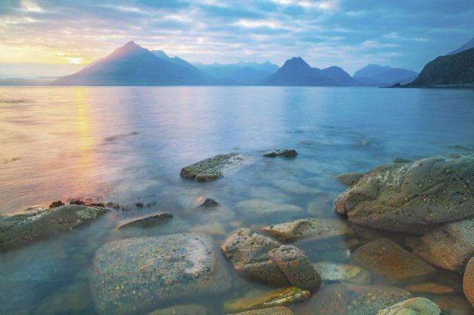 Des lieux tellement beaux qu'on a l'impression qu'ils sortent tout droit d'un monde fantastique !