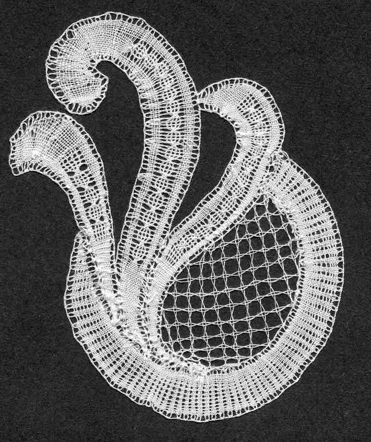 Milanese bobbin lace